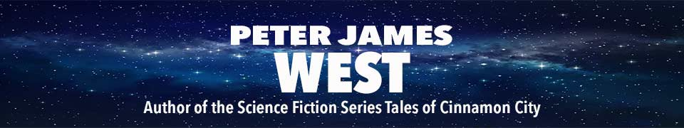 Peter James West Author Blog Site